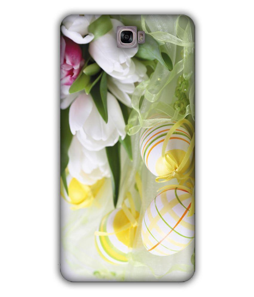 Samsung Galaxy C7 Printed Cover By Manharry
