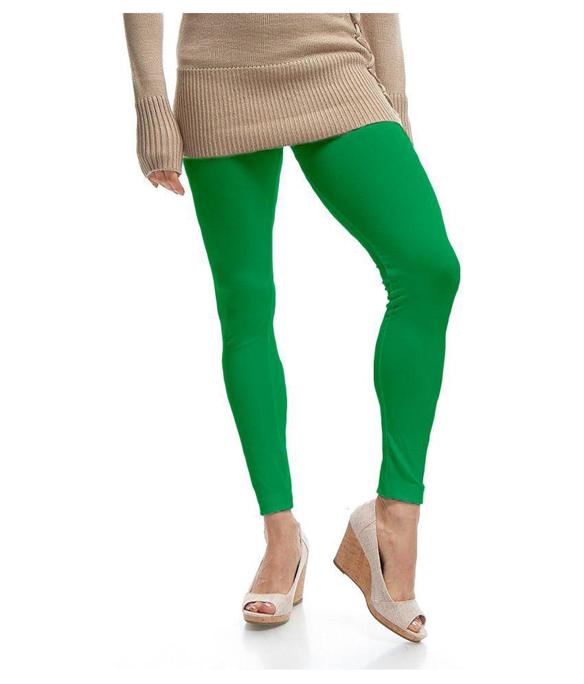 Jakqo Cotton Lycra Single Leggings