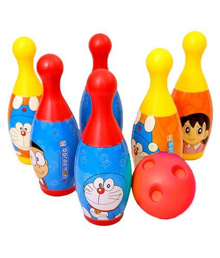 yatri creation  Bowling Set, Multi Color