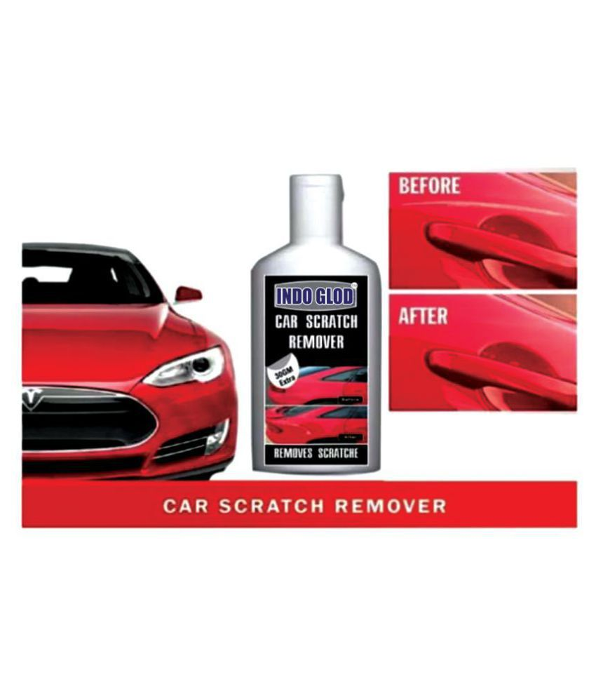INDO GOLD All Colour Car & Bike Scratch Remover, Advanced Formula Rubbing Compound (Not for Dent & Deep Scrachese)100gm+30gm Extra