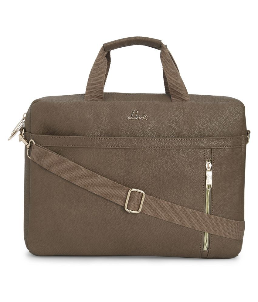 Lavie Green P.U. Shoulder Bag