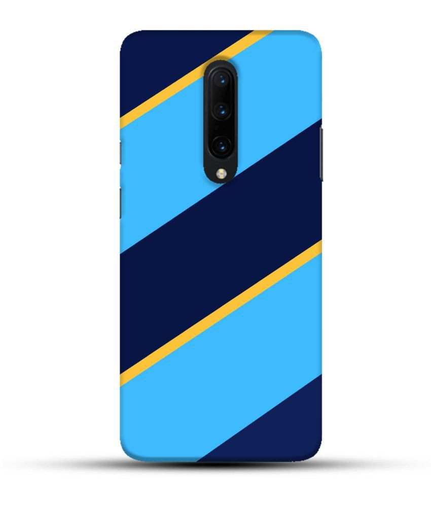 Oneplus 7 Pro Printed Cover By PIKKME