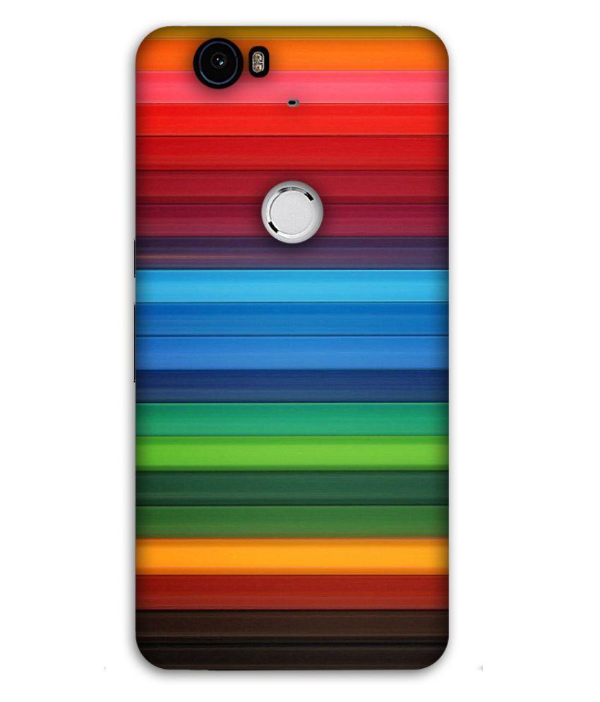 Huawei Nexus 6P Printed Cover By Manharry