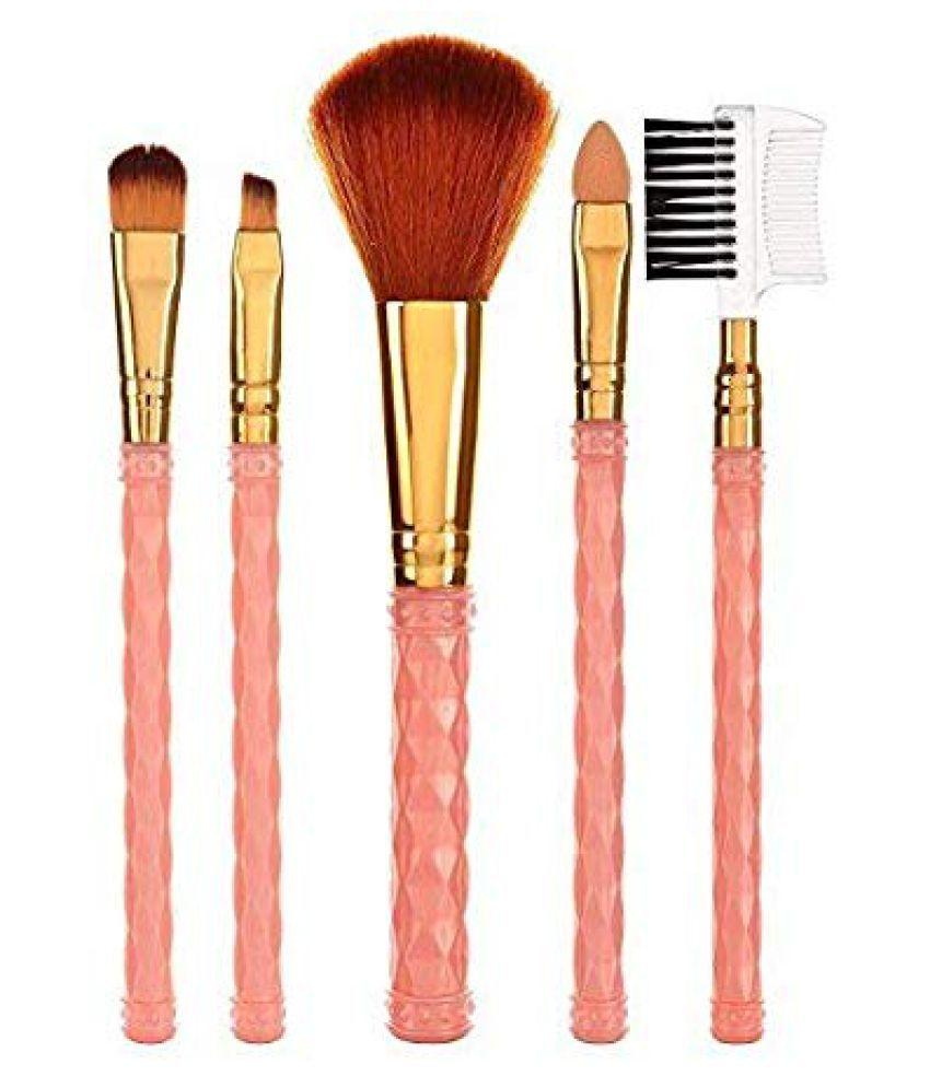 colors cosmetic ebm makeup brush 12 g 5 Pcs