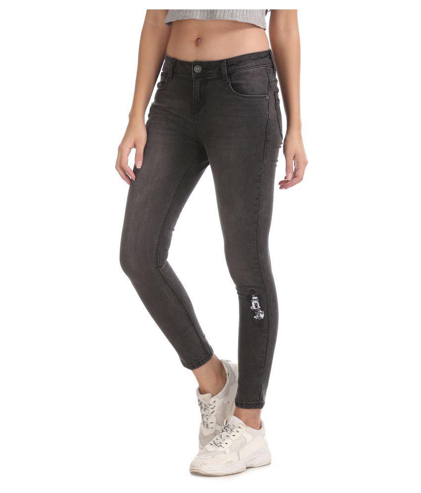 Sugr Cotton Jeans - Grey