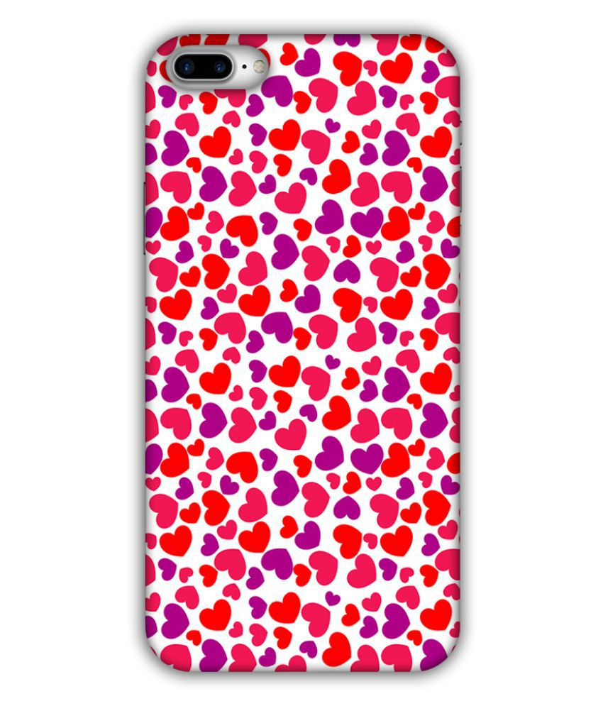 Apple Iphone 8 Plus Printed Cover By Manharry