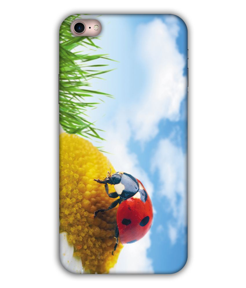 Apple Iphone 8 Printed Cover By Manharry