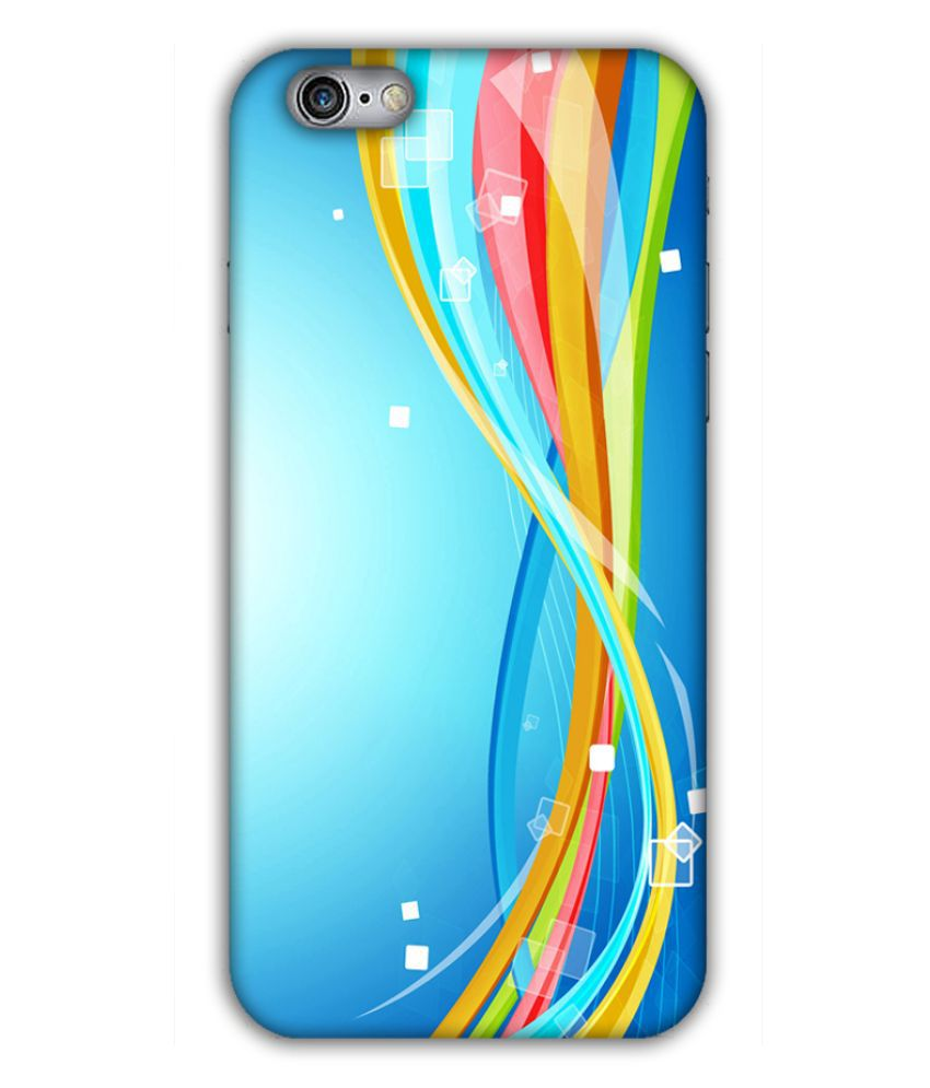 Apple iPhone 6S Plus Printed Cover By Manharry