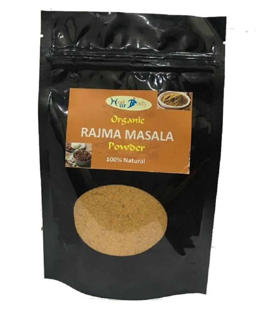 HealUrBody Organic Rajma Masala Powder 100 gm: Buy ...