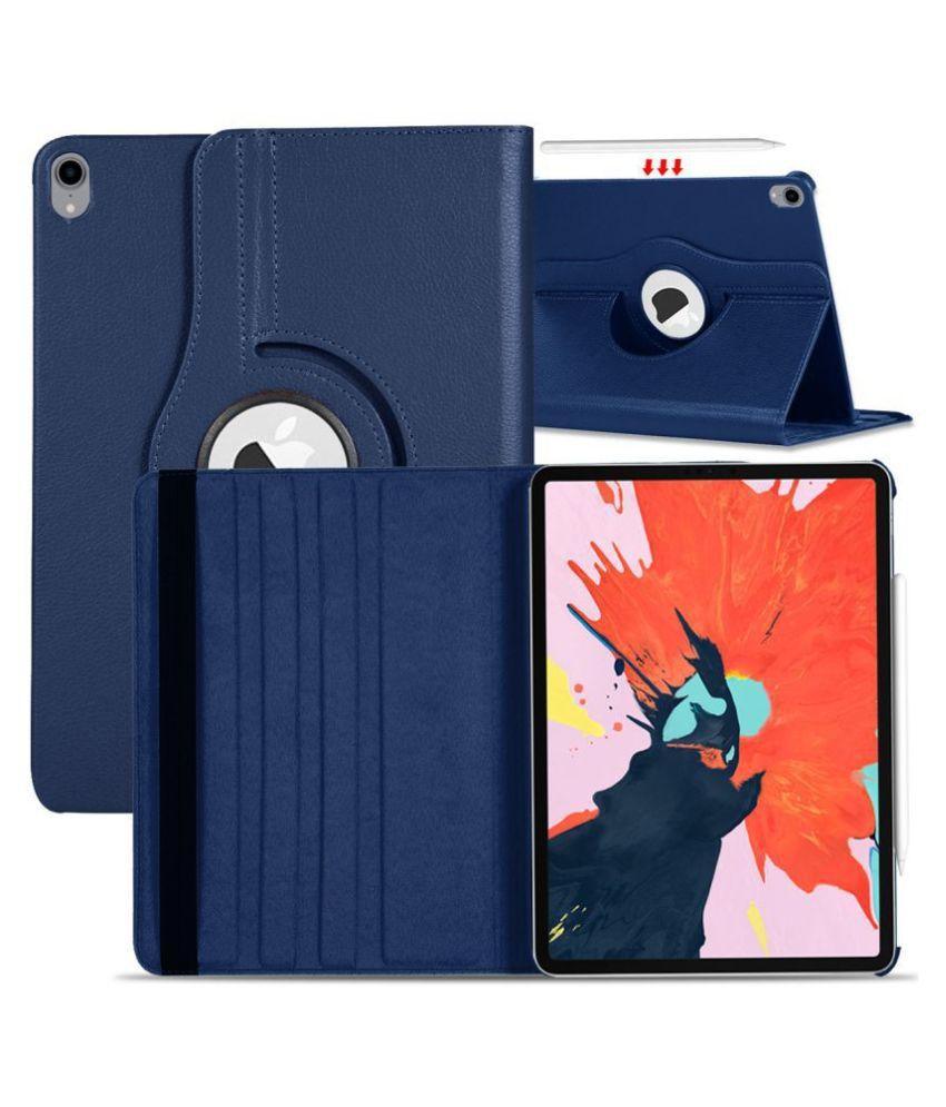 Apple Ipad Pro 11Inch Flip Cover By TGK Navy Blue