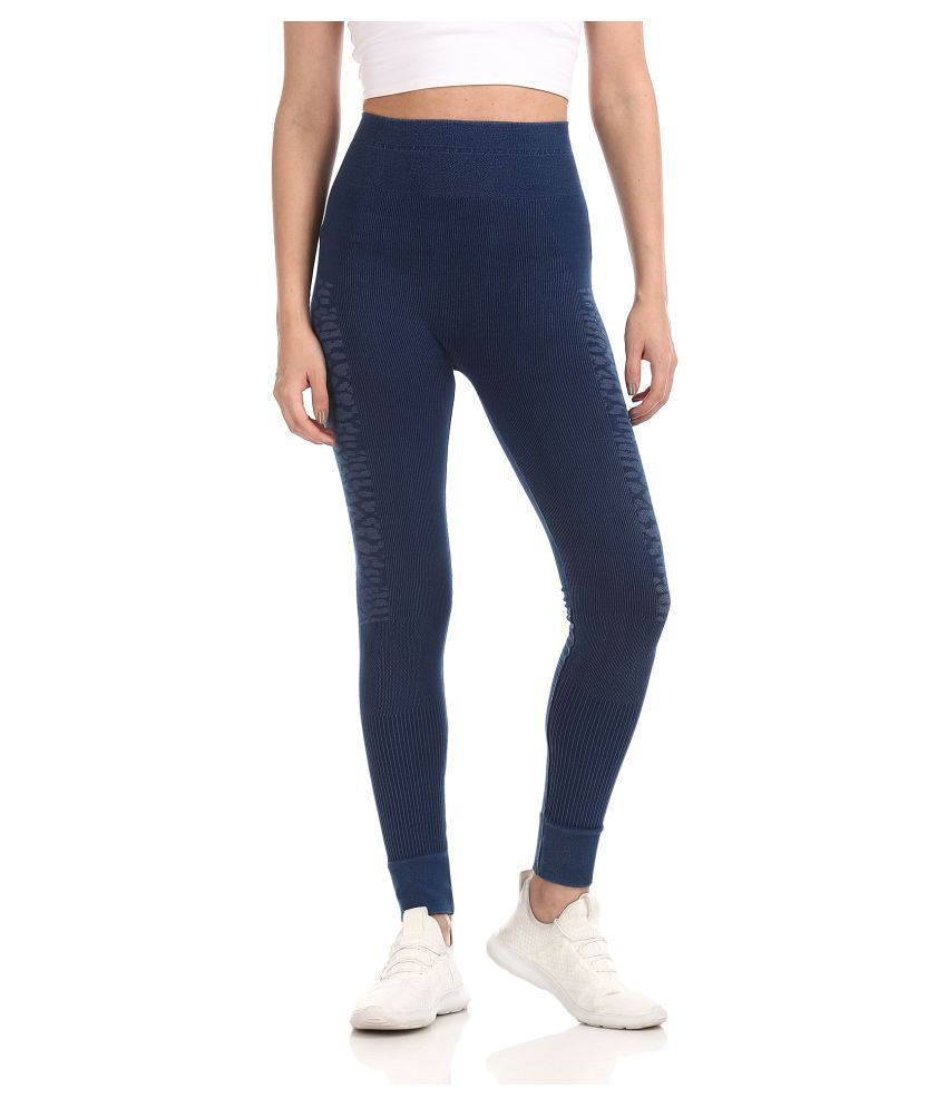 Cherokee Cotton Jeggings Blue