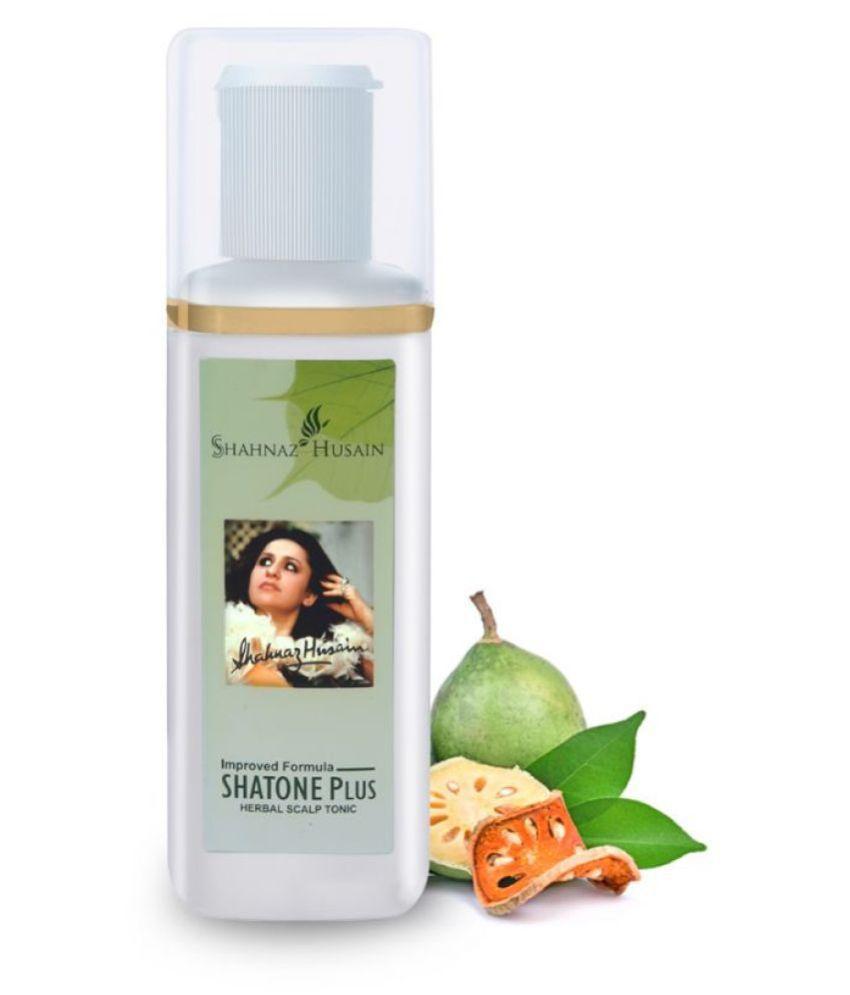 Shahnaz Husain Shatone Plus Herbal Scalp Tonic 100 ml