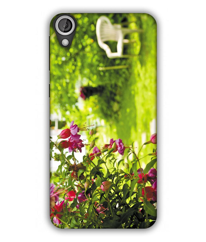 HTC Desire 820 Printed Cover By Manharry