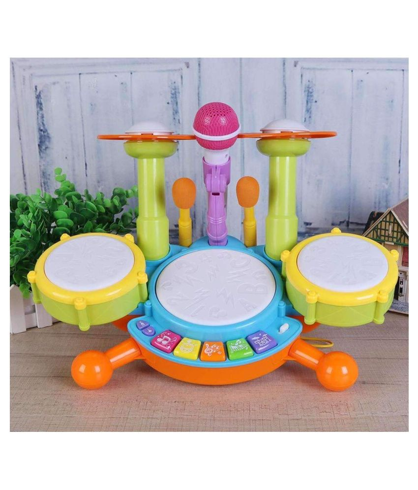 Drum Keyboard Musical Toy