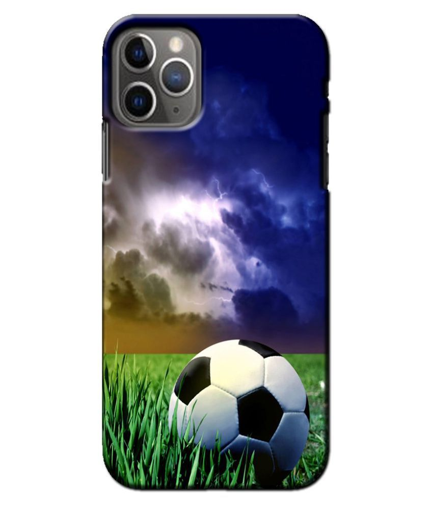 Apple iPhone 11 Pro Max Printed Cover By Case king 3D Printed Cover