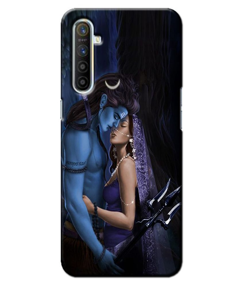 Realme XT Printed Cover By Case king 3D Printed Cover