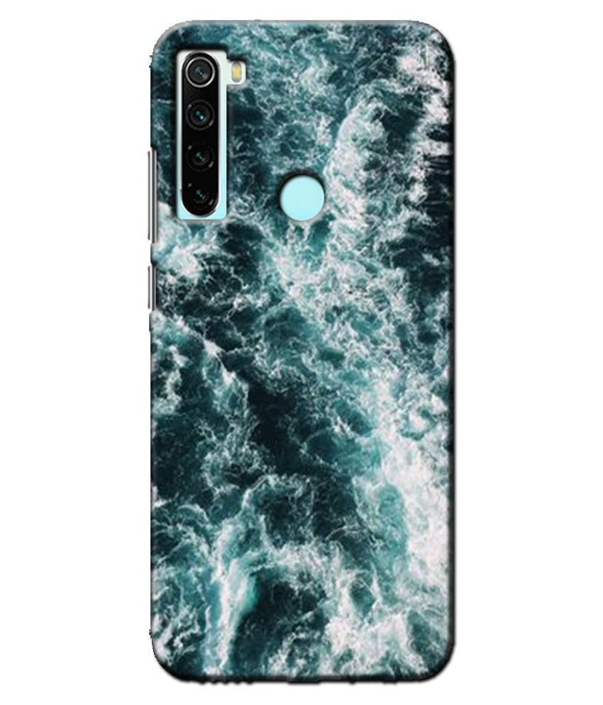 Xiaomi Redmi Note 8 Printed Cover By Case king 3D Printed Cover
