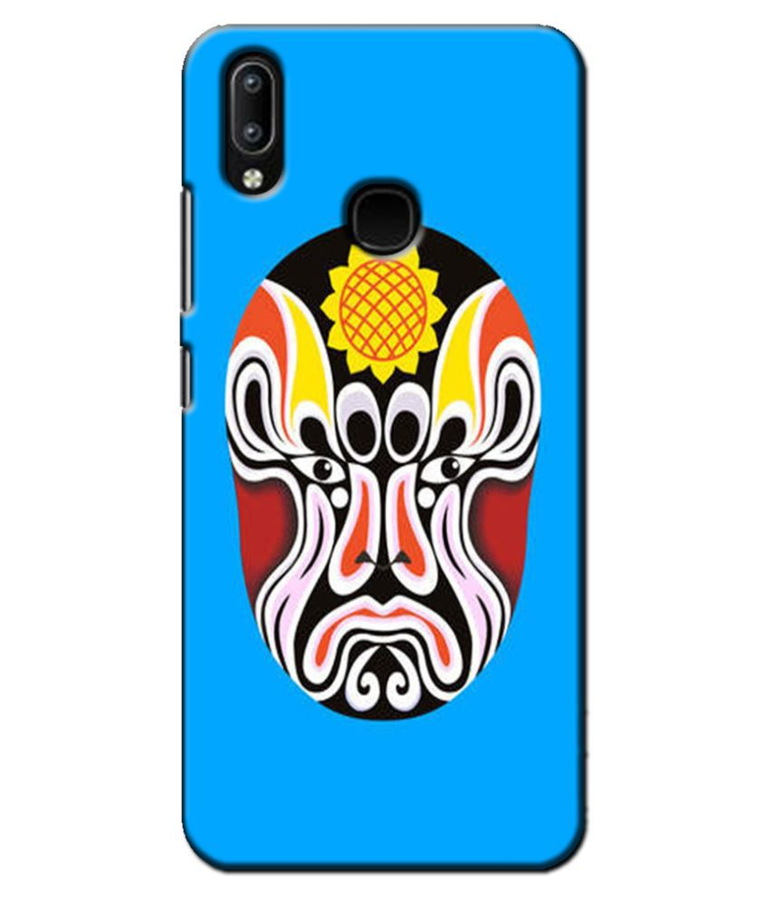 Vivo Y91 Printed Cover By Case king 3D Printed Cover