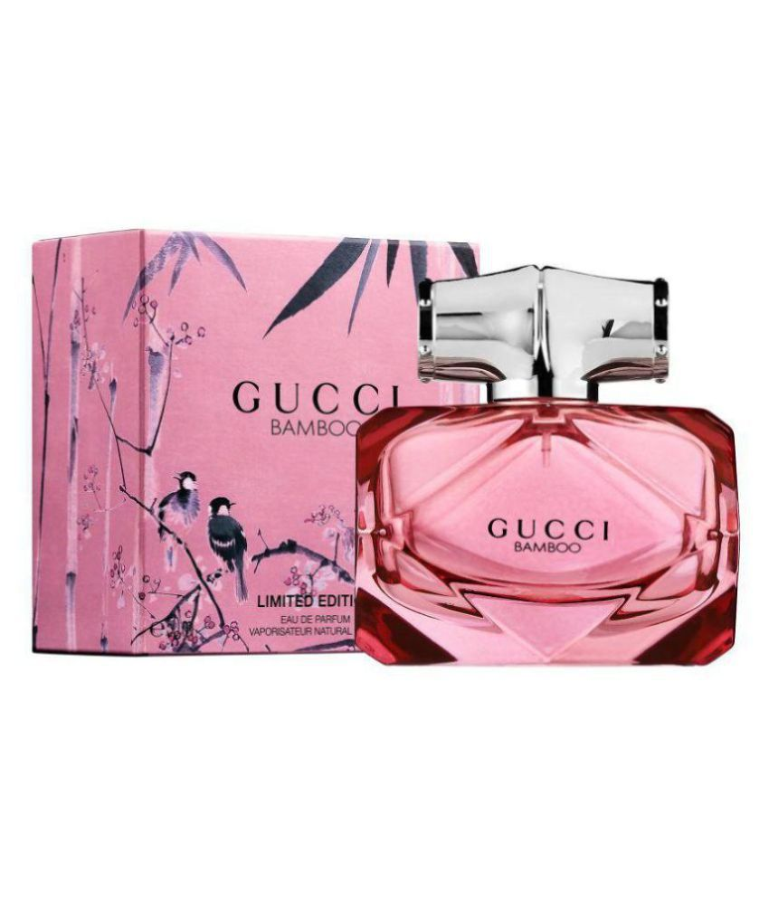 Gucci Frags BAMBOO pink-berry effect natural fragrance (Her) Baby Perfume 120 ml ( 1 pcs )