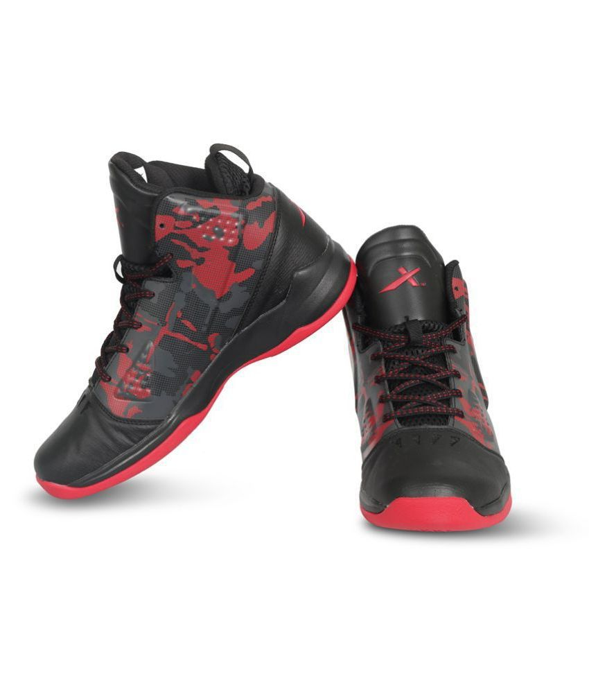 Vector X BB-19 Highankle Male Black