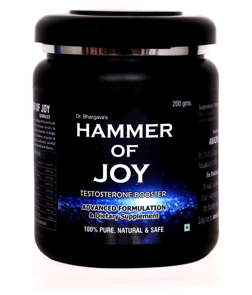Dr.Bhargav's Hammer of Joy (Granules) Powder 200 gm