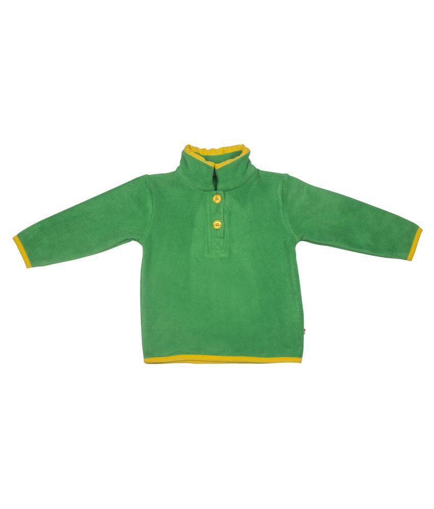 Nino Bambino Fleece Sweatshirt/Sweater for Baby Boy's