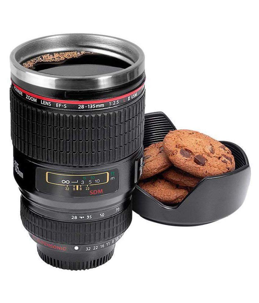Camera Lens Cup, Coffee Mug