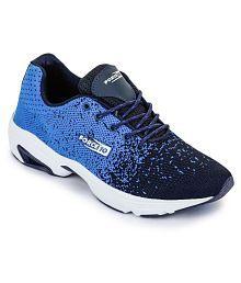 Liberty JME-17E Blue Running Shoes