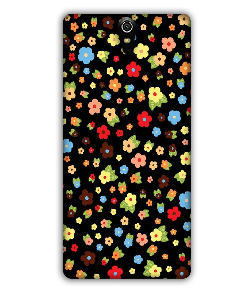 Sony Xperia C5 Ultra Printed Cover By Manharry