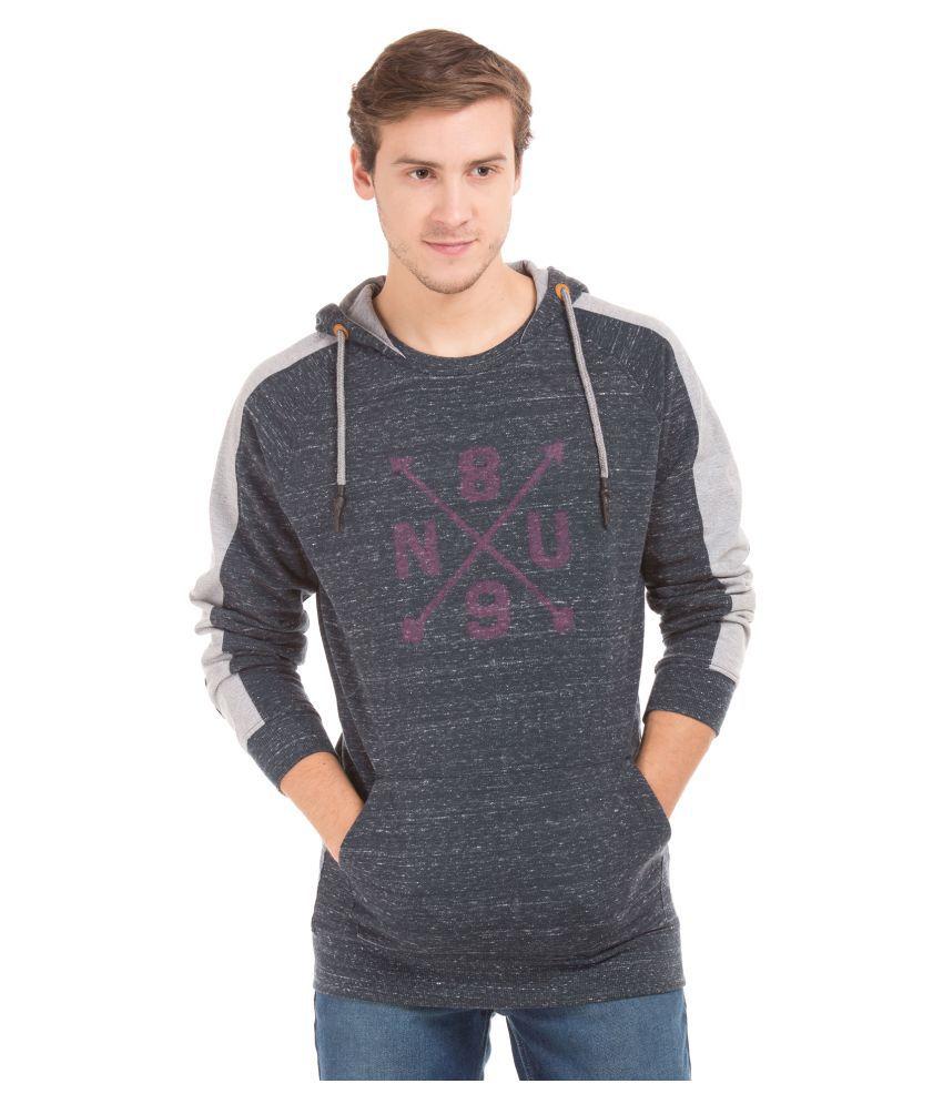 Newport Blue Sweatshirt