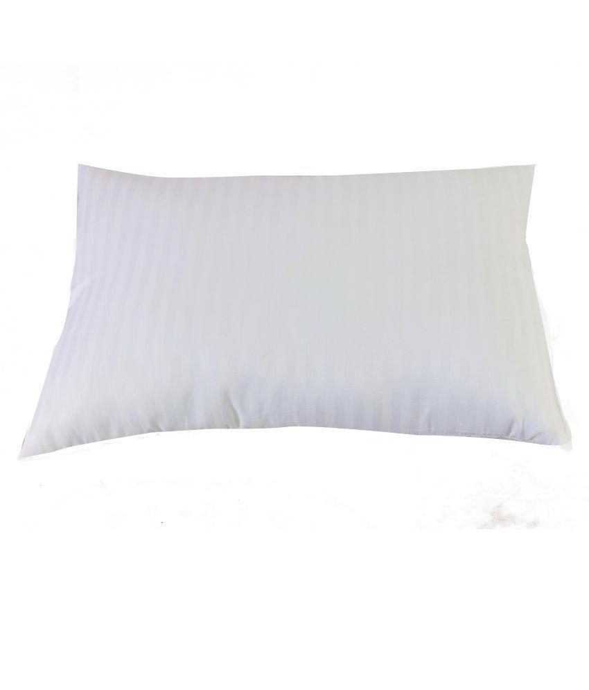 MSIPL Set of 2 Fibre Pillow