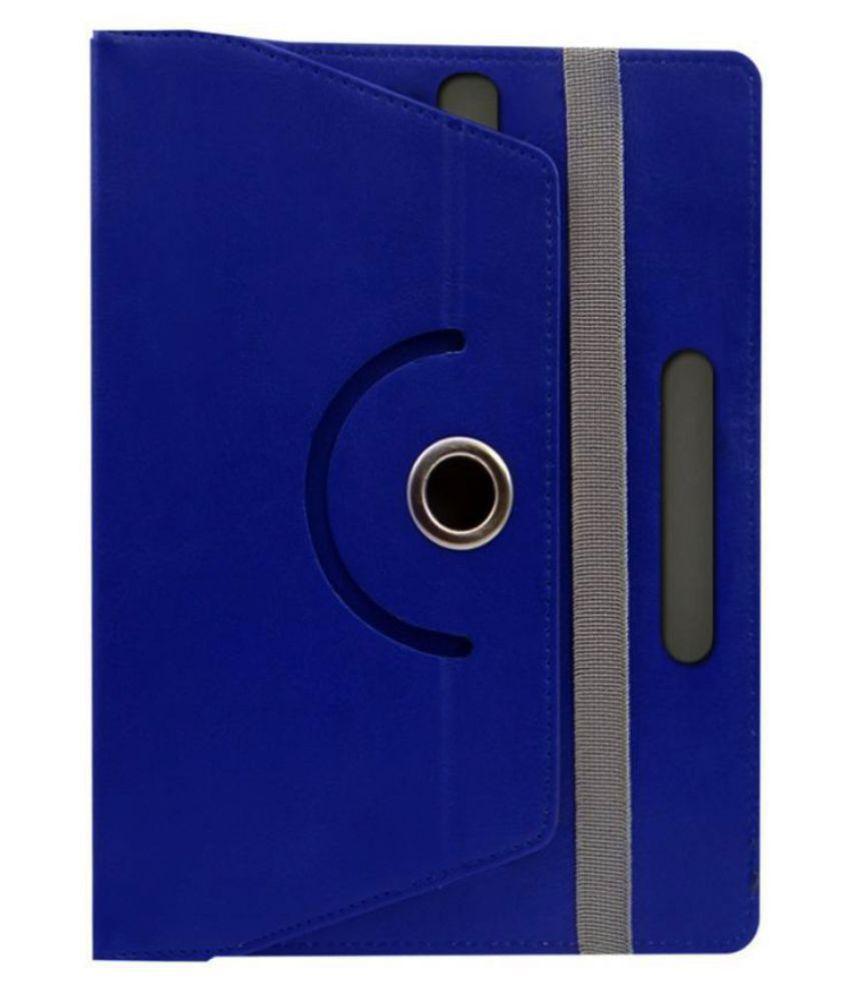 Samsung Galaxy Tab 4 T331 Flip Cover By Cutesy Blue