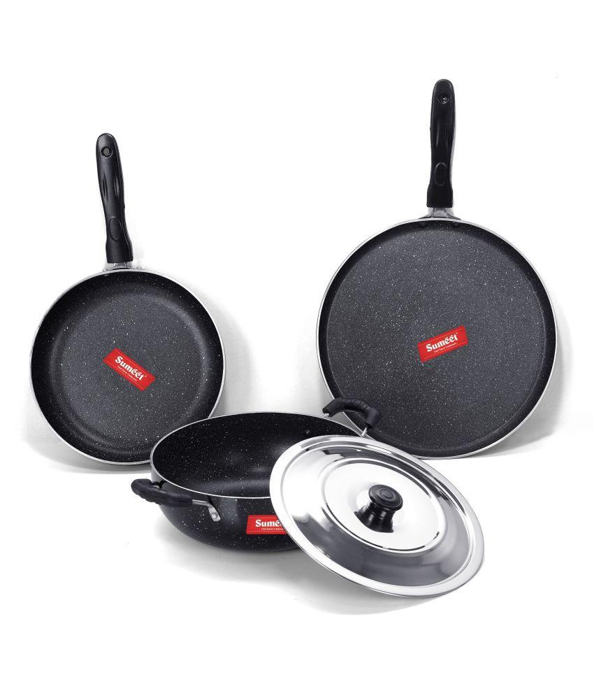 Sumeet Sparkel 5 Piece Cookware Set