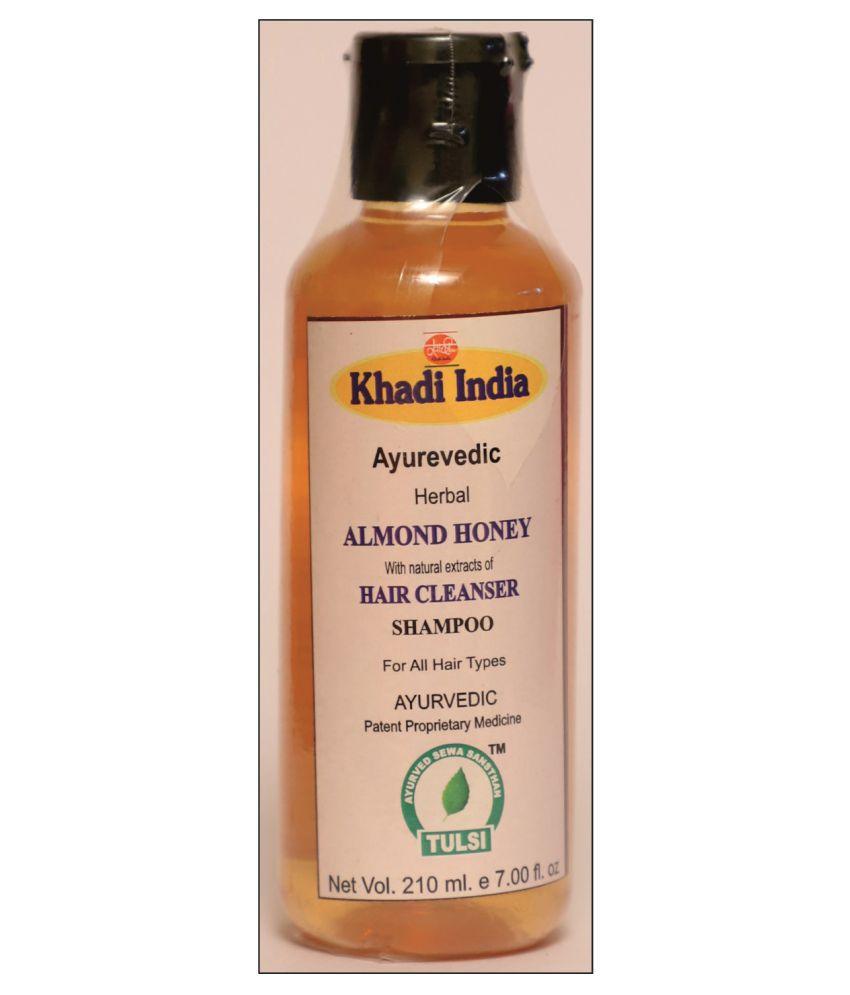 Khadi Pure herbal shikakai &honey shampoo Shampoo mL