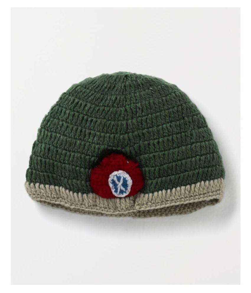 CHUTPUT Green Cap