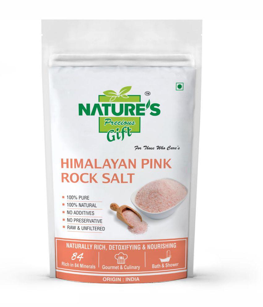Nature's Gift Himalayan Pink Rock Salt 2 kg