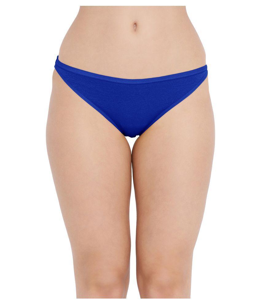 Madam Cotton Lycra Bikini Panties