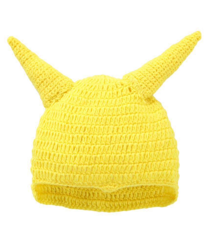 CHUTPUT Yellow Unique Cap