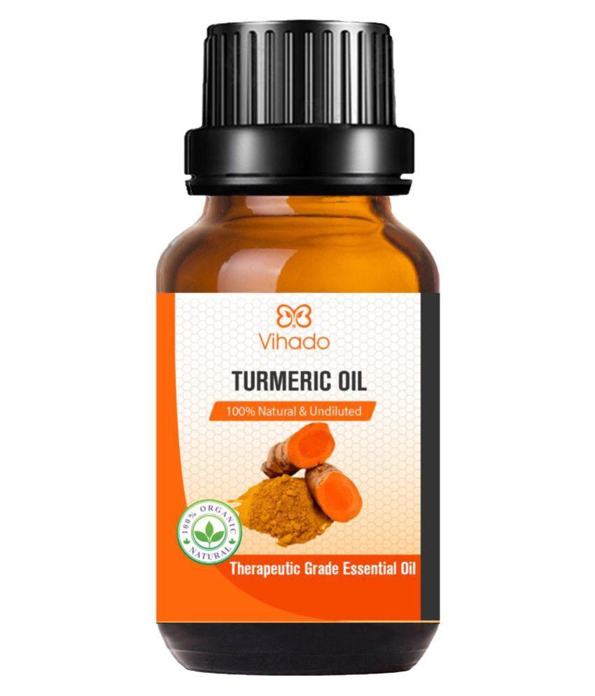 Vihado TURMERIC OIL Essential Oil 10 mL