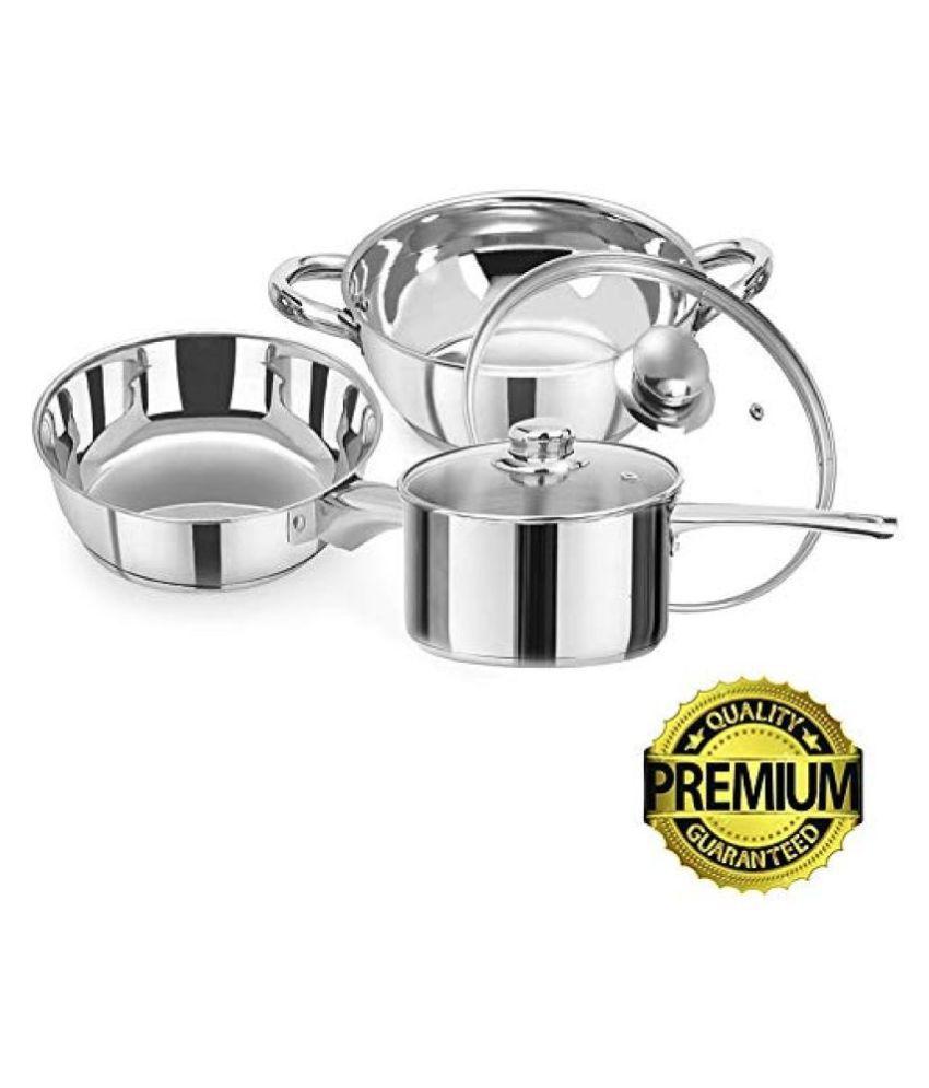 iLife 5 Piece Cookware Set