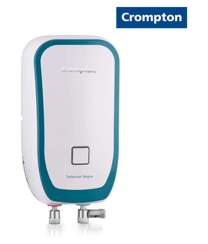 Crompton Greaves Solarium IWH03PC1 3 L Instant Water Geyser