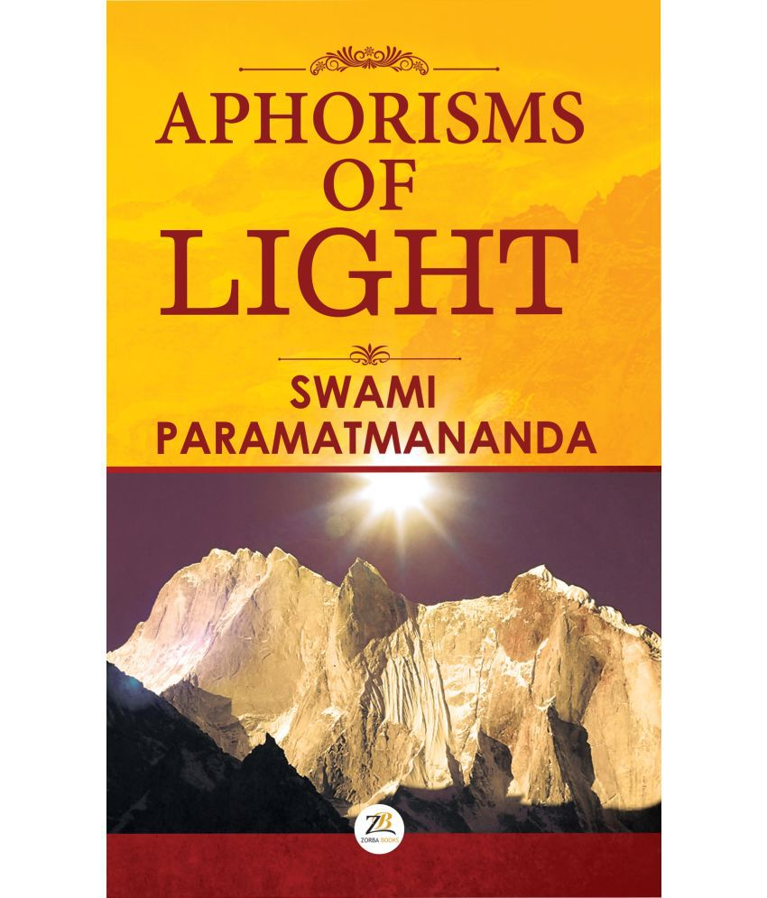 Aphorisms of Light