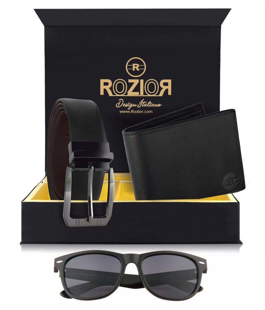 ROZIOR Sunglasses Combo ( Sunglasses+Other accessories )