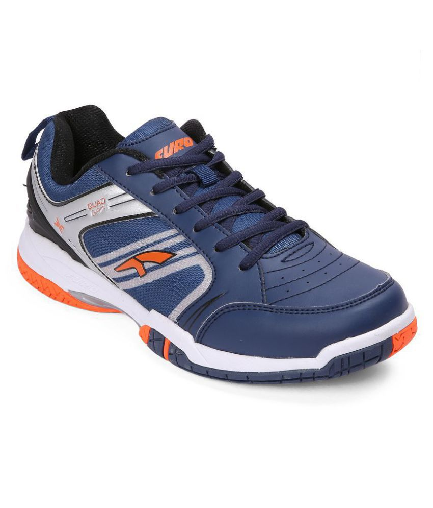 FURO By Red Chief T6001 Blue Male Non-Marking Shoes