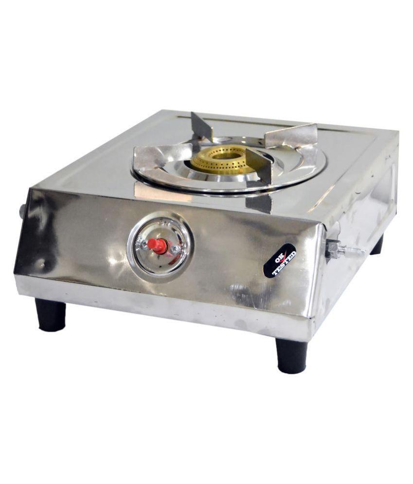 Daiwik 1 Burner Gas stove 1 Burner Manual Gas Stove