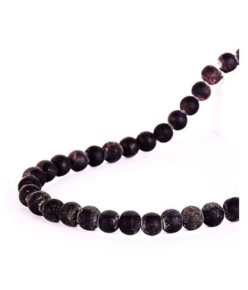 Shaligram Mala, Unique and Rare Collection, 8mm For Both Porpose One can Wear or for