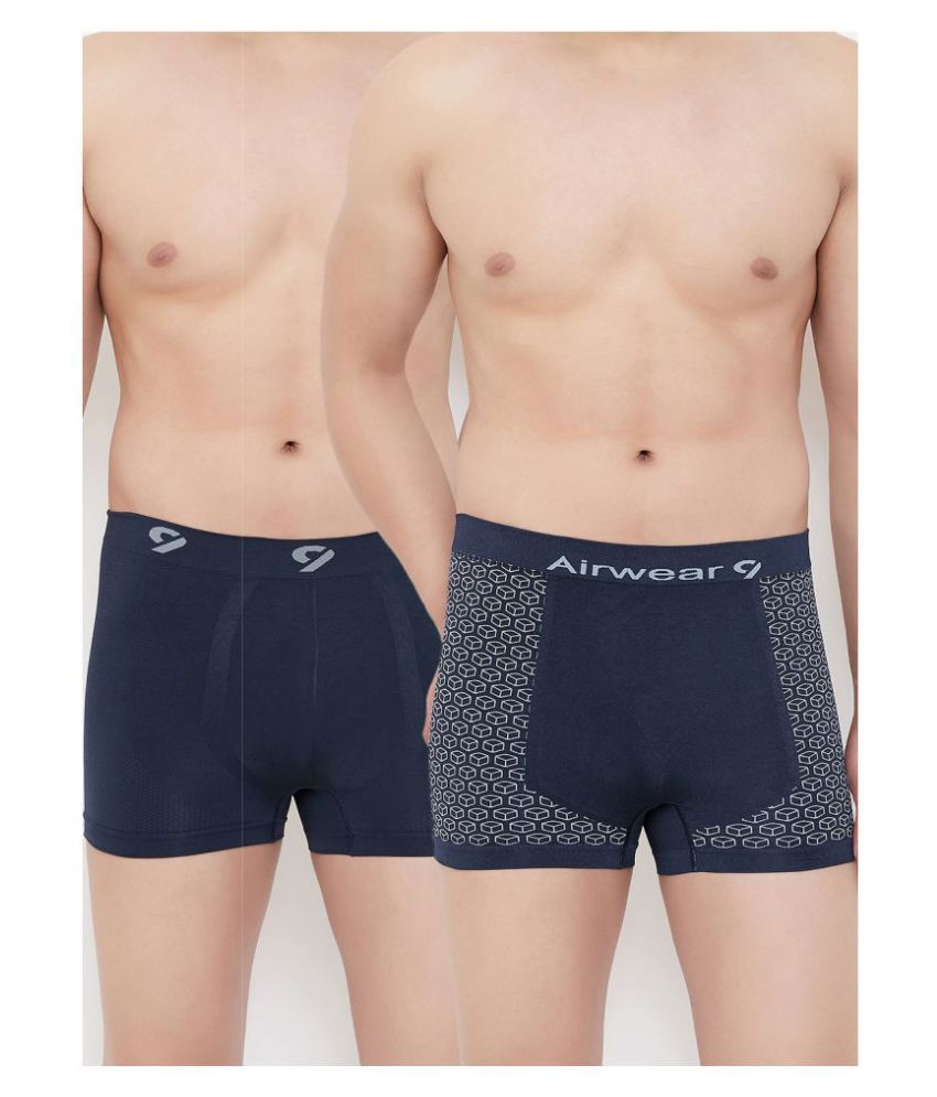 C9 Airwear Blue Boxer - Pack of 2
