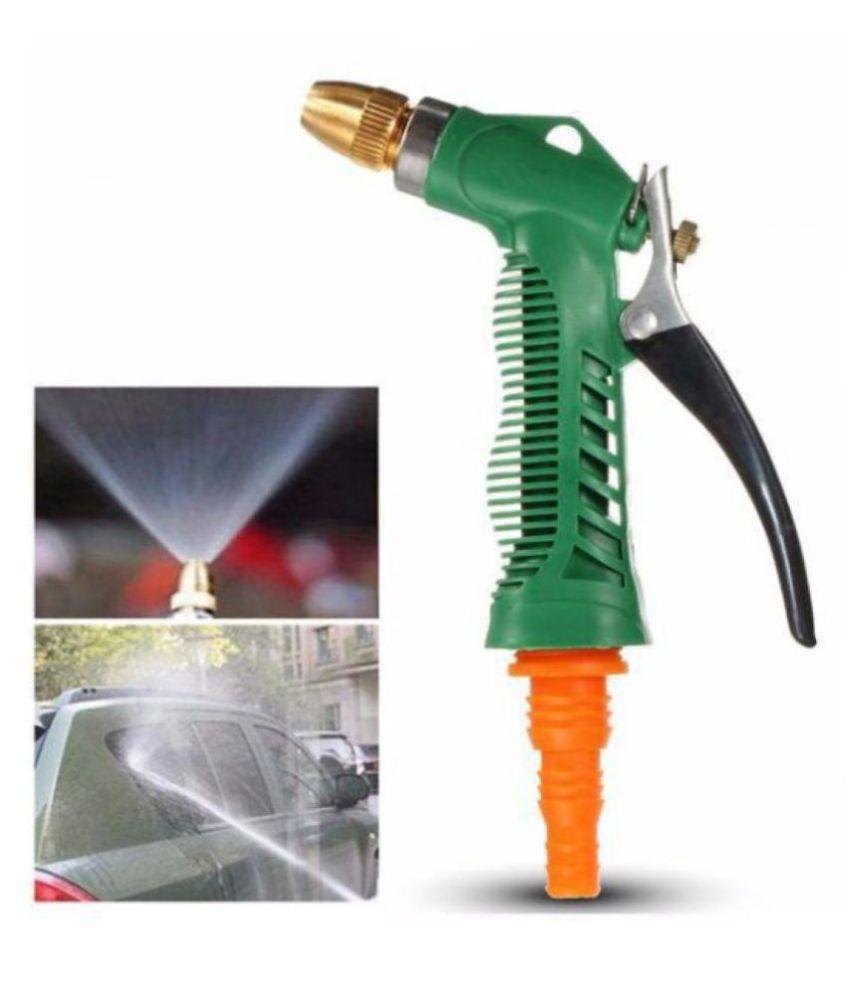 TB MGSV Trigger and Brass Nozzle Spray Gun for Car Bike Garden & Parking Pet Wash / Washing
