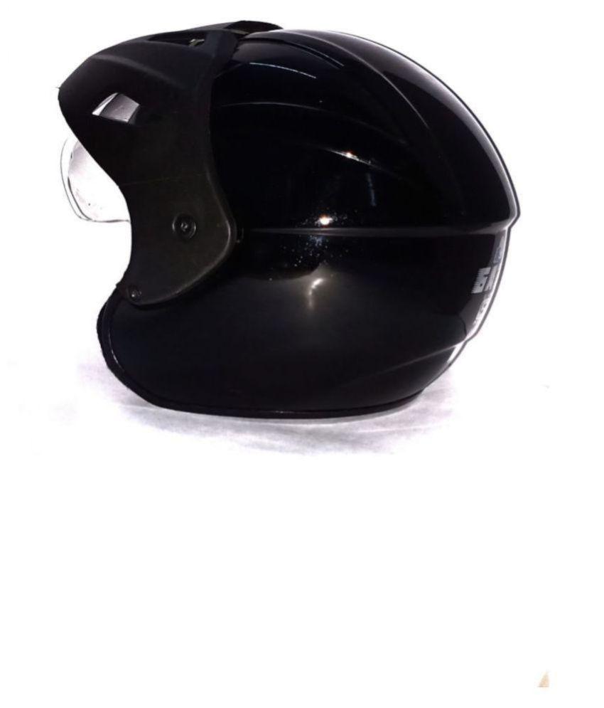 Gati1 GATIGLOSSY - Open Face Helmet Black M