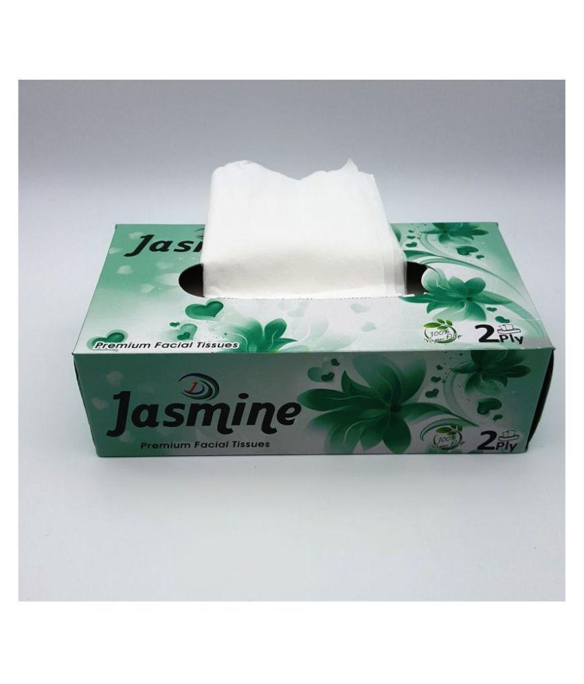 JASMINE Paper Face Tissues
